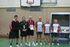 Pokalendrunde 2011
